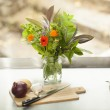 Fresh Herb Bouquet, Letterbox Gift