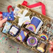 GOOD TIMES CHOCOLATE LOVERS GIFT HAMPER