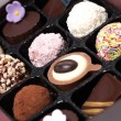 Handmade Chocolate Truffles Box Subscription Package