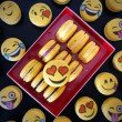 Emoji Macaron Collection