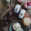 Vegan Afternoon Tea Box For Two - With Donuts