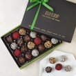 New 24 Raw Organic Truffle Selection Box