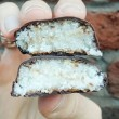 Premium Refined Sugar Free Coconut Chocolate Bars (Box of 10)