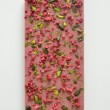 Handmade Ruby Chocolate Bar with pistachios and raspberries. Set of 3