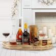 The Kingston Christmas Brandy and Port Gift Box