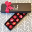 4 Berry Seasons Chocolate Gift Box