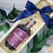 Rhubarb Gin & Chocolate Box