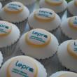 Individual Logo Printed Cupcake