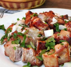 Best Things to Eat in Cyprus: Souvlaki