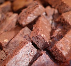 Yummy Chocolate Brownies (Gluten, Dairy and Refined Sugar Free)