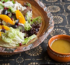 Hot Salad Dressing for Chicken Salad