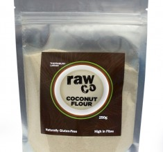 rawCo Coconut Flour - all you need to know