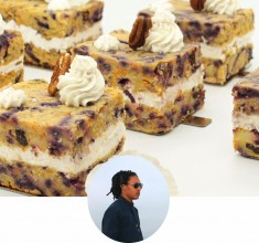 8 Questions with vegan patissier and pioneer, Organic Livity