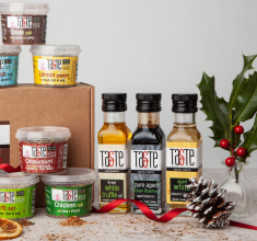 8 Best Gourmet Christmas Hampers for 2018