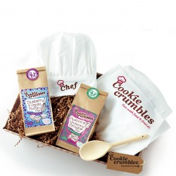Large Baking Gift Box With Hat And Apron