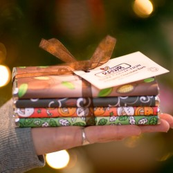 Raw Dark Chocolate Bar Gift Collection - Organic, Fairtrade, Dairy Free