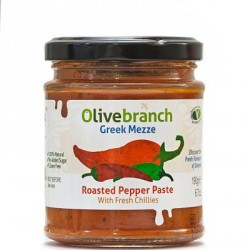 Roasted Pepper Paste