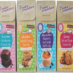 Set Of 4 Baking Mixes