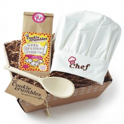 Little Cookie Gift Box With Hat