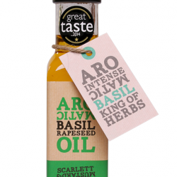 Aromatic Basil Rapeseed Oil