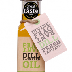 Fragrant Dill Rapeseed Oil