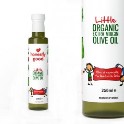 Little Organic Olive Oil for the Little Ones