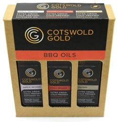 Cotswold Gold BBQ Oils