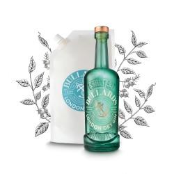Bullards Spirits London Dry Gin Eco-Refill Pouch (70CL)