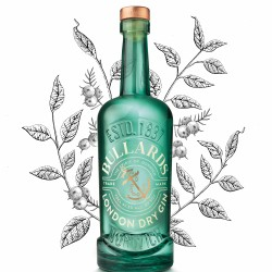 Bullards Spirits London Dry Gin (70cl)