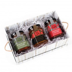 Christmas Preserves Gift Box