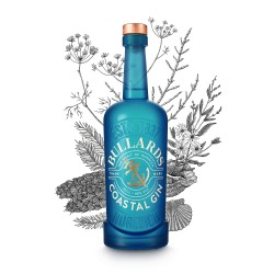 Bullards Spirits Coastal Gin (70cl)