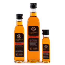 Cotswold Gold Chilli Infused Rapeseed Oil