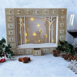 Luxury Chocolate Truffle Advent Calendar (SOLD OUT)
