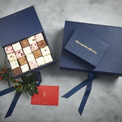 Gourmet Marshmallows - Festive Treat Box