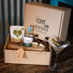 Devon Cove Cocktails Martini Kit