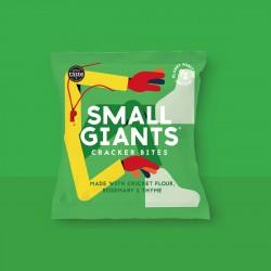 Cricket Cracker Bites - Rosemary & Paprika (8 packs)