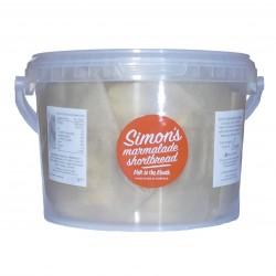 Marmalade Shortbread (850g)