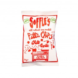 Wild Chilli and Garlic Pitta Chips