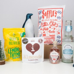Letterbox Nibbles - The Gin One