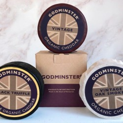 Godminster Ultimate Triple Cheddar Collection