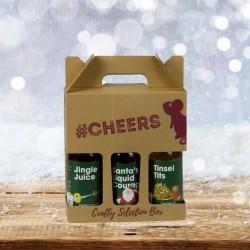 Christmas Comedy Themed Three Cider Gift Box (#2)