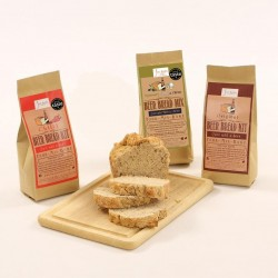Beer Bread mix selection pack of 3 in Original, Chilli, Garlic & Parmesan