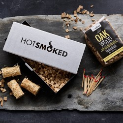 Hot Smoke In A Box (Mini BBQ Starter Kit)