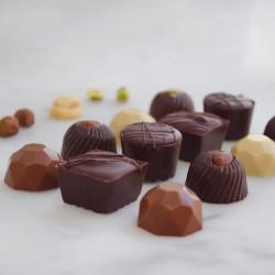 Award-Winning Nutty Vegan Chocolate Box