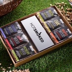 Smoking Woods Selection BBQ Box