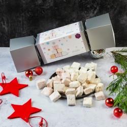 Giant Gourmet Marshmallow Christmas Cracker