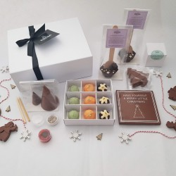 The Christmas Chocolate Gift Box Hamper