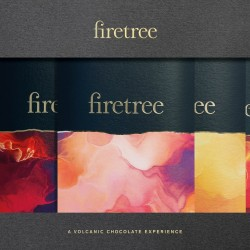 The Firetree Collection - 7 Bar Chocolate Gift Box