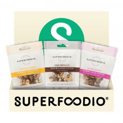 Superfoodio - Chocolate Trio Taster Box