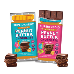 Superfoodio - Peanut Butter Chocolate Taster Box